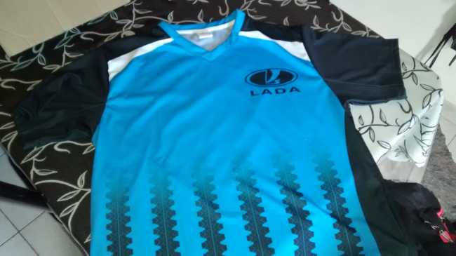 camiseta de club niva